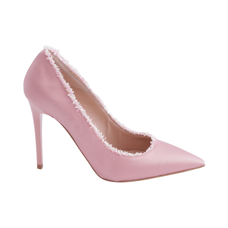 De Salida Con Paypal Isabelle Paris Sabot raso A980-E18 glamour-shoes rosa Sitios Web Precio Barato 3qeeWtCuM