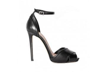 CHANTAL Sandalo pelle 168--E19