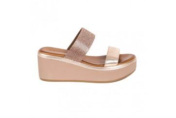 INUOVO Sandalo strass 124011-E19