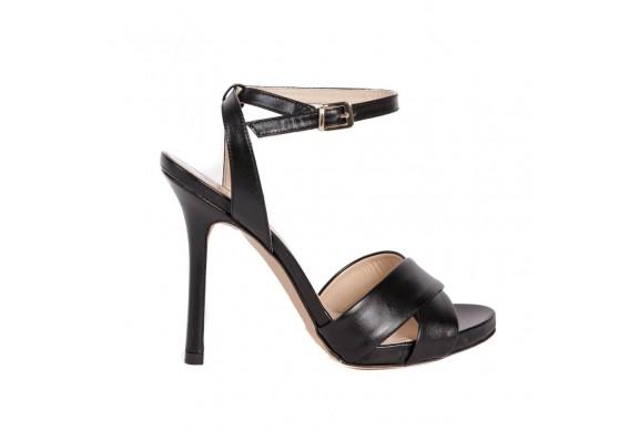 MAISON PEPE Sandalo nappa F5510 A-E19