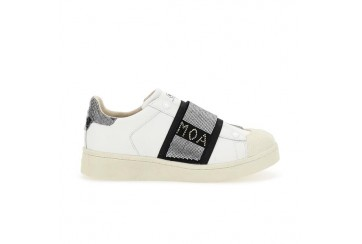 Sneakers micro strass